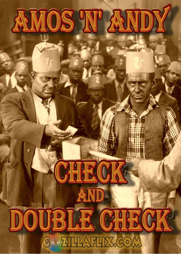 Check and Double Check DIGITALLY RESTORED