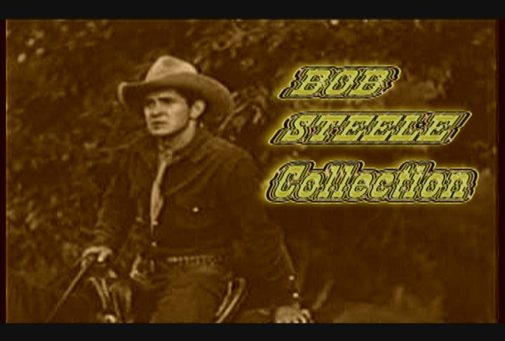 Bob Steele Collection I ~ 2 DVD ~ 10 Great Westerns