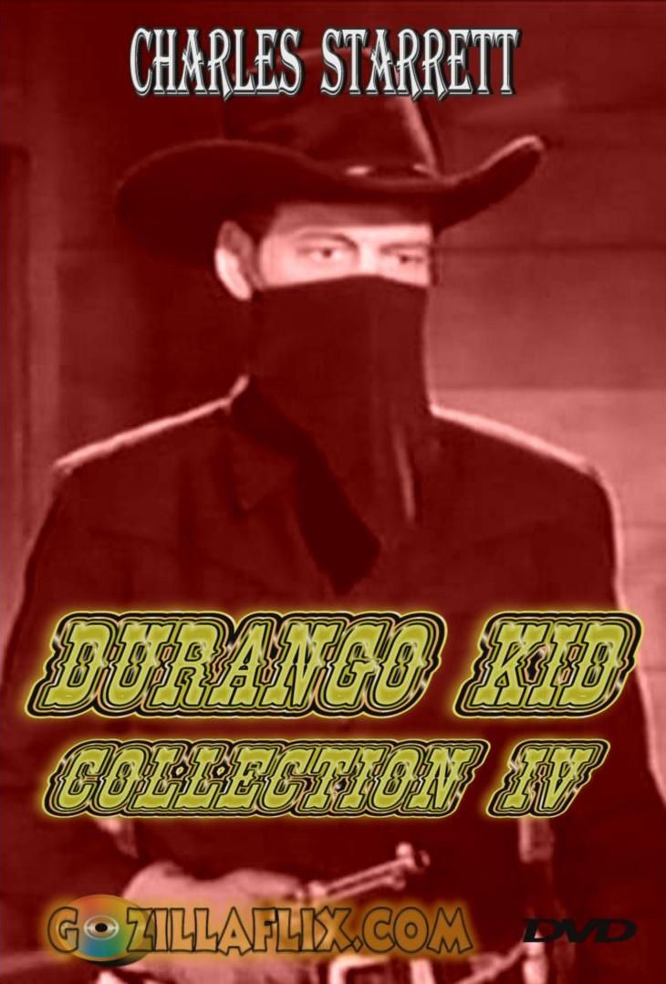 The Durango Kid Collection IV ~ 10 Westerns 2 DVD