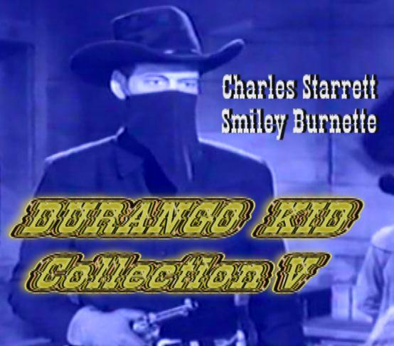 The Durango Kid Collection V ~ 10 Westerns 2 DVD