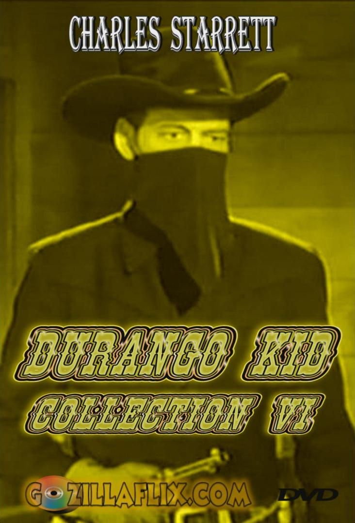 Durango Kid Collection VI ~ 6 Great Westerns 2 DVD