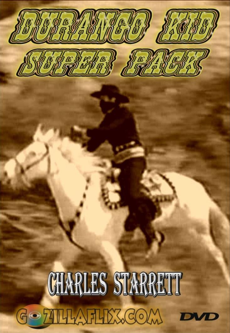 Durango Kid Super Pack ~ 46 Great Westerns 10 DVD
