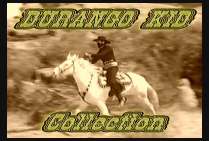 Durango Kid Super Pack ~ 46 Great Westerns 11 DVD